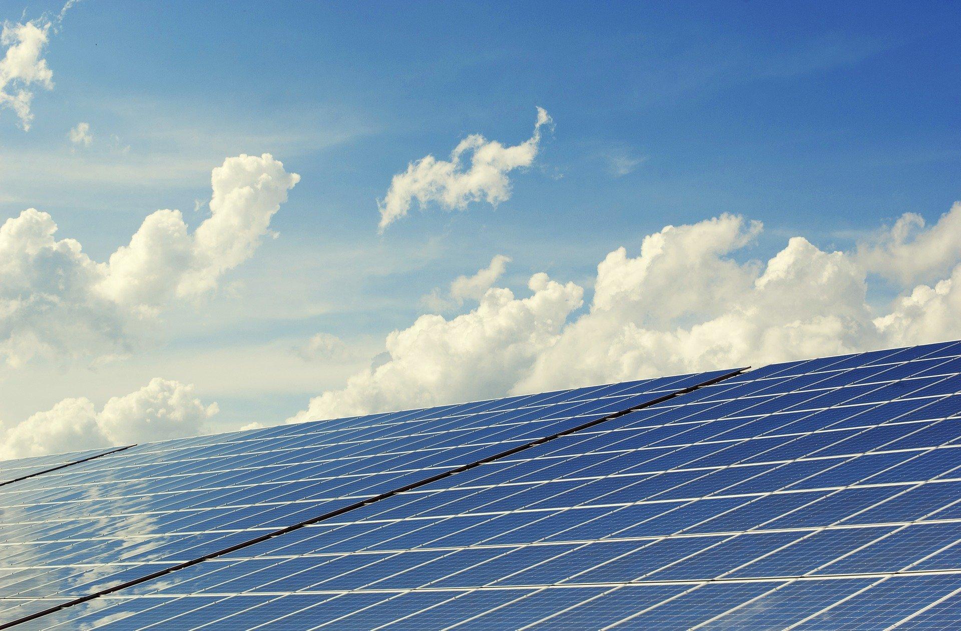 Online-Vortrag zum Thema Solarstrom